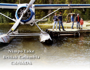 Nimpo Lake, British Columbia, Canada